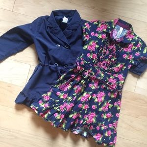 Other - Girls dress and jacket